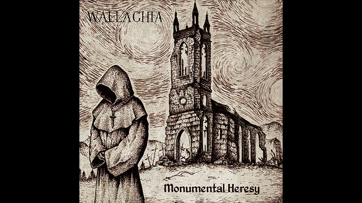 Wallachia 新アルバム「Monumental Heresy」4月リリース