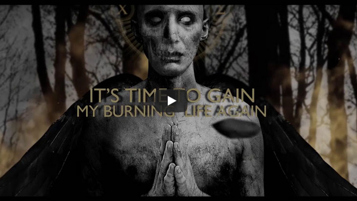 Rotting Christ リリックビデオ「The Call」公開