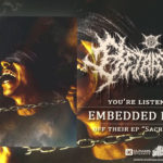 BETRAYER 新曲「EMBEDDED IN FILTH」公開