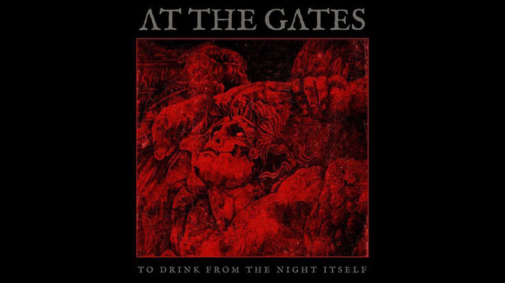 At the Gates 新アルバム「To Drink from the Night Itself」5月リリース