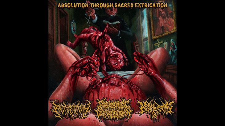 ブルータルデススプリット「Absolution Through Sacred Extrication」5月リリース