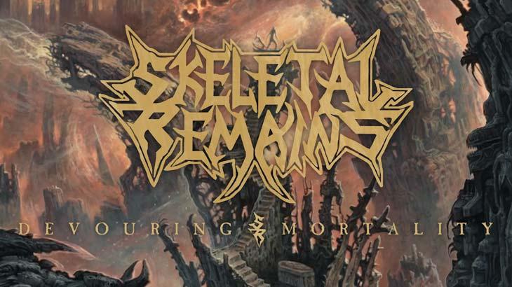 Skeletal Remains 新曲「Devouring Mortality 」公開