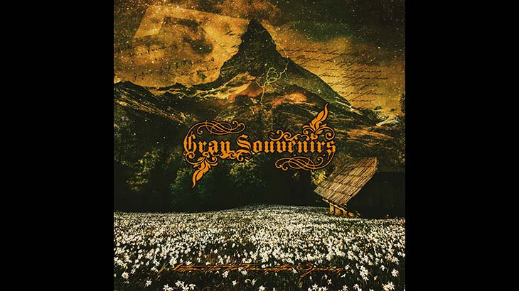 Gray Souvenirs アルバム「Letters to the Forgotten Spring」リリース