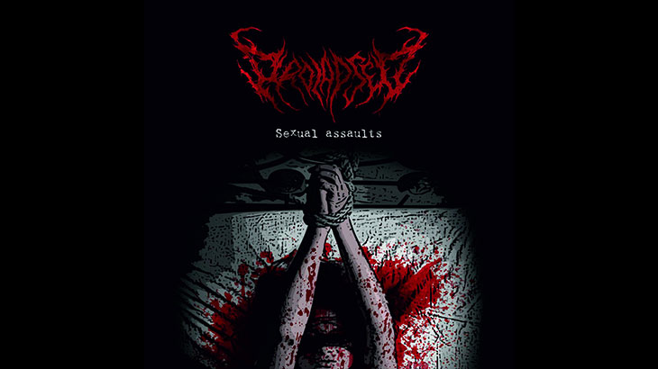 Prolapsed 新アルバム「Sexual Assaults」リリース