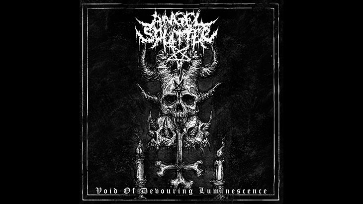 Angel Splitter 新EP「Void of Devouring Luminescence」リリース