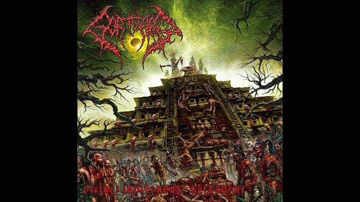 Gortuary アルバム「Divine Indigenous Sacrament」リリース