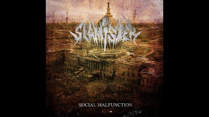 Slamister 新アルバム「Social Malfunction 」4月リリース