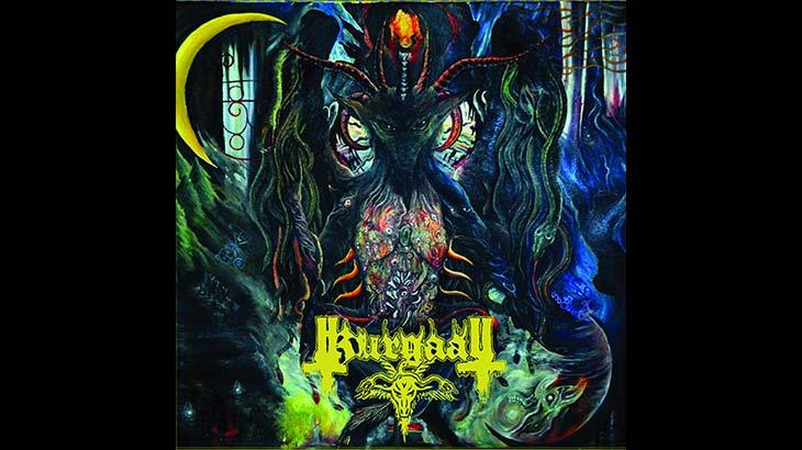Kurgaall 新アルバム「Satanization」3月リリース