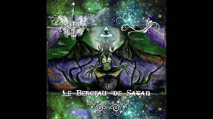 Porteur de Lumière アルバム「Le Berceau de Satan 」リリース