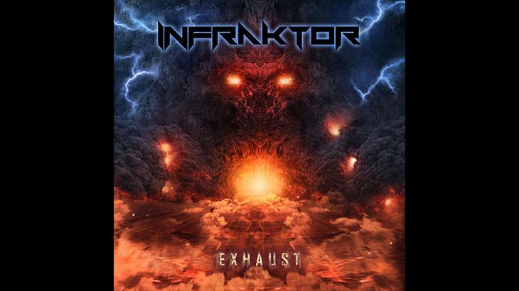 Infraktor デビューアルバム「Exhaust」リリース