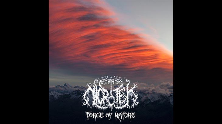 Nicrotek アルバム「Force of Nature」リリース