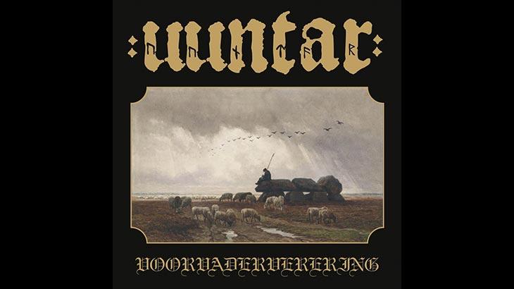Uuntar 新アルバム「Voorvaderverering」3月リリース