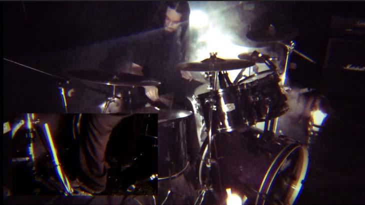 Darkenhold ドラムビデオ「Mesnie Hellequin」公開