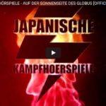Japanische Kampfhörspiele ミュージックビデオ「Auf Der Sonnenseite Des Globus」公開