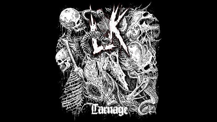 Lik 新アルバム「Carnage」5月リリース