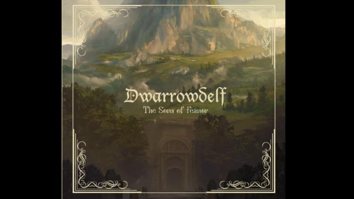 Dwarrowdelf 新曲「Celegorm」公開