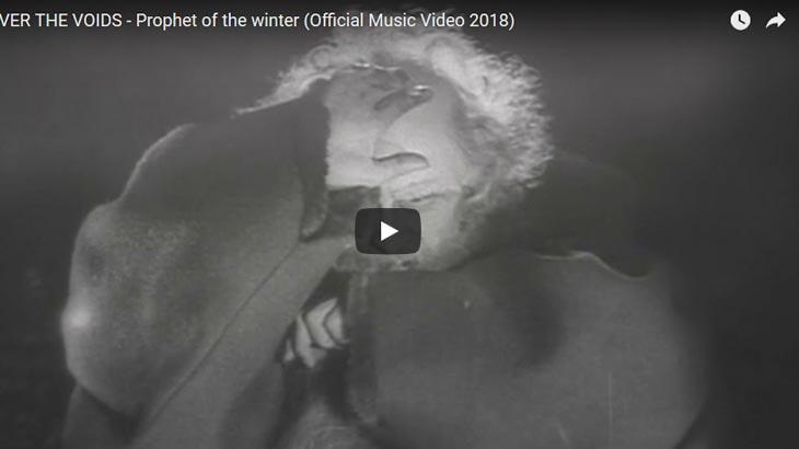 Over the Voids… ミュージックビデオ「Prophet of the winter」公開