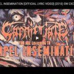 Carnifliate リリックビデオ「Compel Insemination」公開