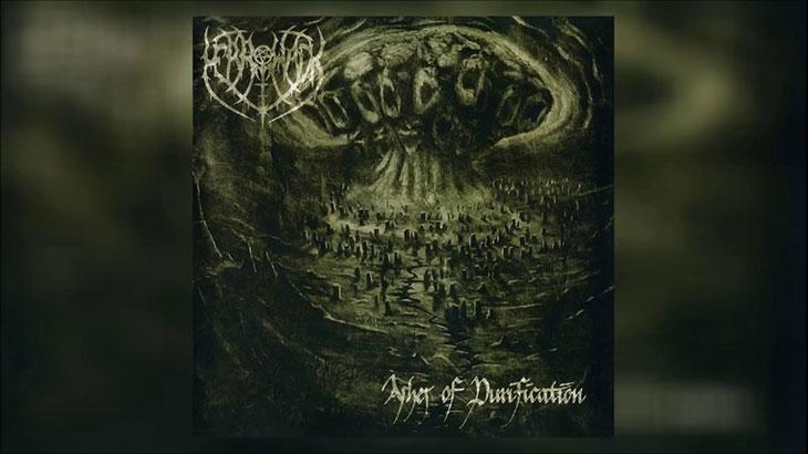 Merrimack アルバム「Ashes of Purification」5月リリース