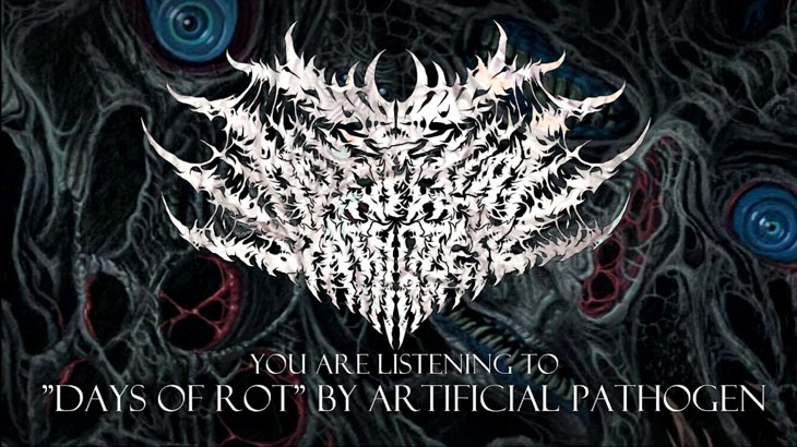 Artificial Pathogen 新曲「Days of Rot」公開