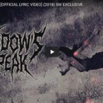 Widow's Peak リリックビデオ「CBT」公開