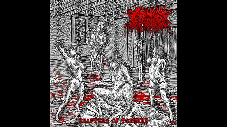 Abysmally Entombed – EP「Chapters Of Torture 」リリース