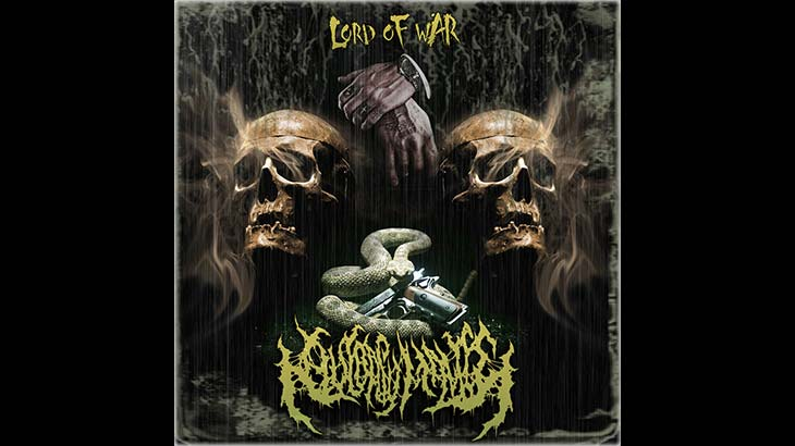Autopsy Malice シングル「Lord of War」リリース