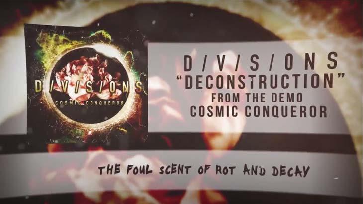 D/v/s/ons リリックビデオ「Deconstruction」公開