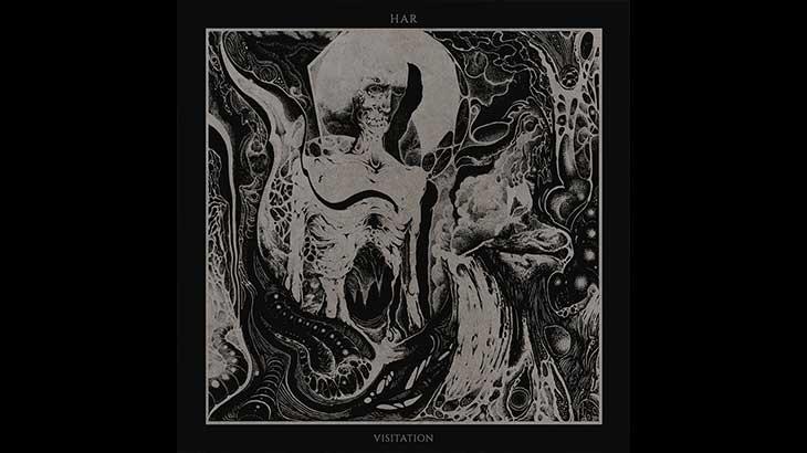 Har – EP「Visitation」リリース