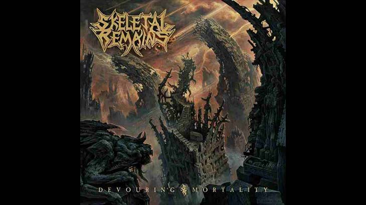 Skeletal Remains 新曲「Parasitic Horrors」公開