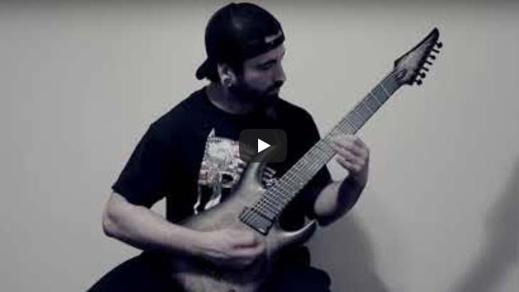 Arkaik ギタープレイ「Occultivation」公開