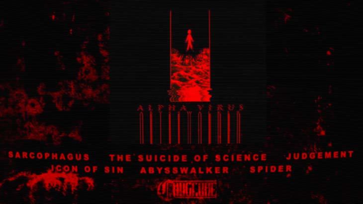 Alpha Virus – EP「Abysswalker」公開