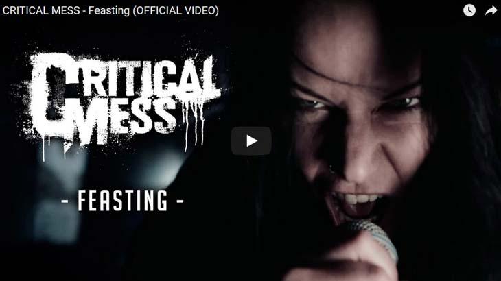 Critical Mess ミュージックビデオ「Human Præy」リリース
