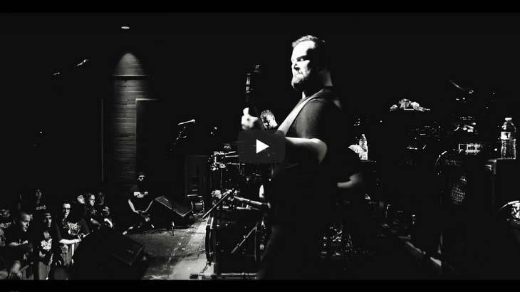 Dyscarnate ミュージックビデオ「Iron Strengthens Iron 」公開