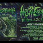 Necroexophilia アルバム「Intergalactic Armageddon」全曲公開
