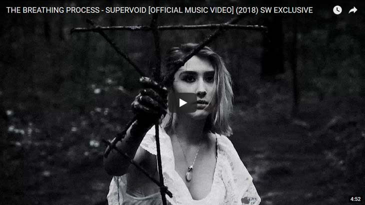 The Breathing Process ミュージックビデオ「Supervoid」公開