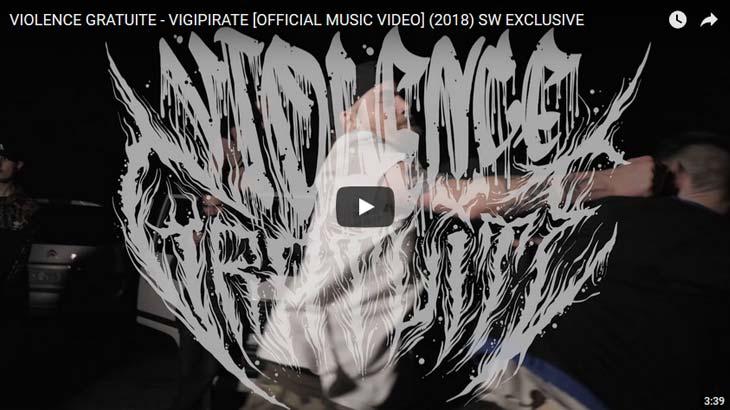 Violence Gratuite ミュージックビデオ「Vigipirate」公開