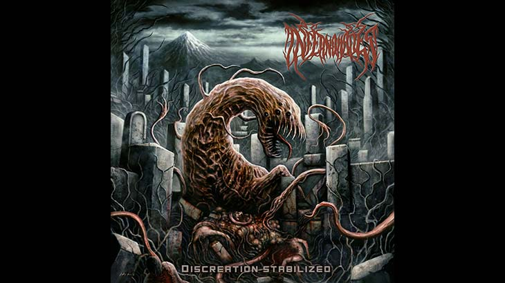 Inferno Hades 新アルバム「Discreation Stabilized」6月リリース