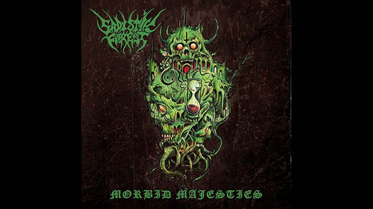 Sadistik Forest アルバム「Morbid Majesties」リリース