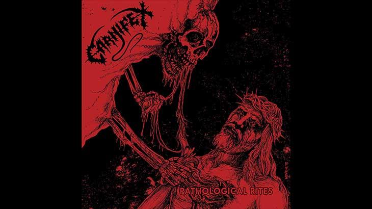 Carnifex コンピレーションアルバム「Pathological Rites」5月リリース