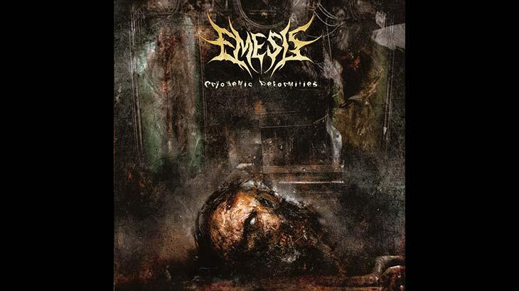 Emesis デビューアルバム「Cryogenic Deformities」リリース