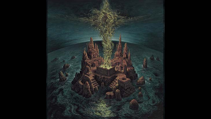 Burial Invocation 新アルバム「Abiogenesis」7月リリース