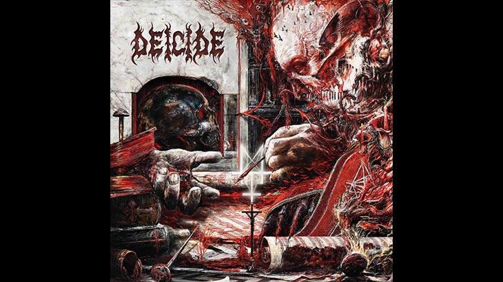 Deicide 新アルバム「Overtures of Blasphemy」9月リリース