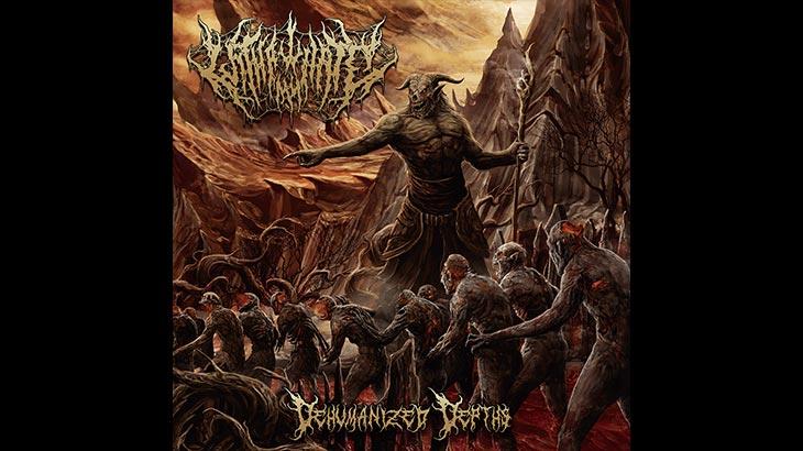 With All My Hate 新アルバム「Dehumanized Depths」9月リリース