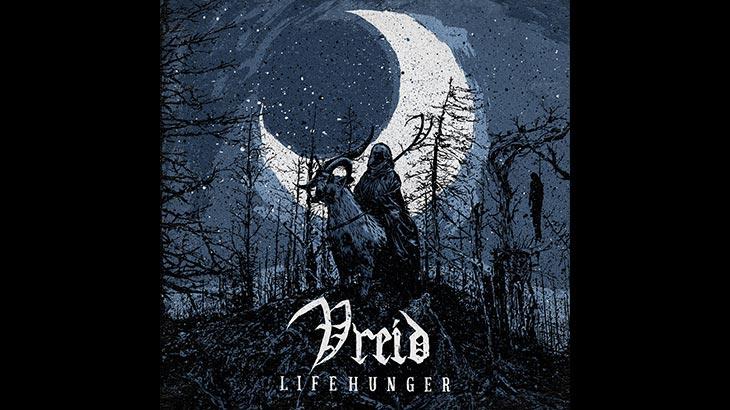 Vreid 新アルバム「Lifehunger」9月リリース