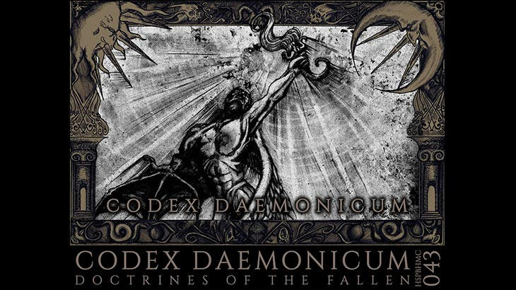 Codex Daemonicum デビューEP「Doctrines of the Fallen」リリース