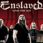 Enslaved 来日公演「いいにおいのする Enslaved Japan Tour」9月開催 サポート出演:Vampillia, Sigh, COHOL, SSORC, Cataplexy