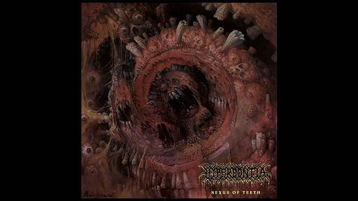 Hyperdontia 新アルバム「Nexus of Teeth」9月リリース